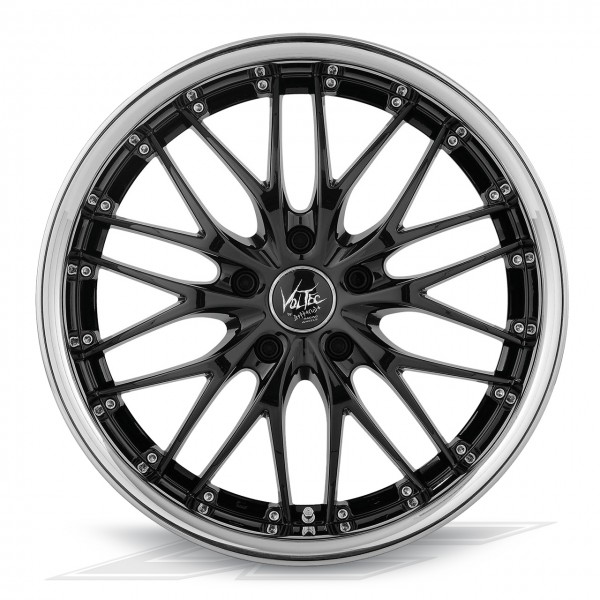 Barracuda VOLTEC-T6 HiGloss Black/Inox