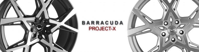 Barracuda - Project-X