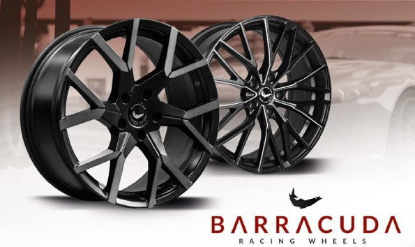 Teilegutachten BARRACUDA WHEELS