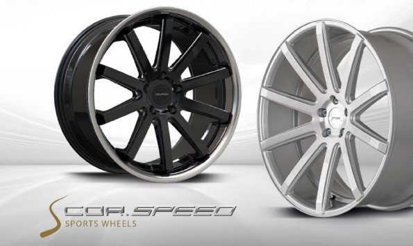 Teilegutachten COR.SPEED WHEELS
